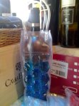 borsa refrigerante porta bottiglia, icebag, idea regalo
