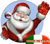 Babbo Natale e 500VINI per i vostri regali di Natale