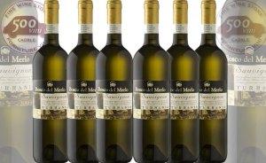 acquista 6 bottiglie di Bosco del Merlo Turranio, Sauvignon Lison Pramaggiore DOC