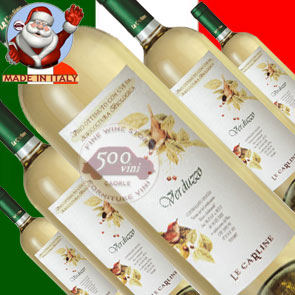 Verduzzo vino bianco amabile e frizzante, da agricoltura biologica, Le Carline, Venezia.
