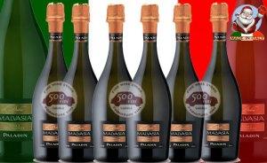 Malvasia, vino da dessert, spumante dolce, sweet sparkling white wine, suess sekt weisswein