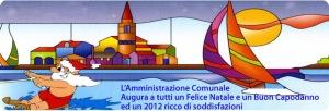 Comune di Caorle, Venezia: Festa dell'Alba & Auguri 2011