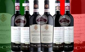 """Speciale Offerta Chianti Classico DOCG """"Gallo Nero"""", Vescine in Radda in Chianti, Siena."""