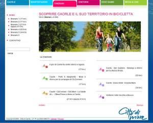 Escursioni a Caorle: itinerari per camminate e per bicicletta
