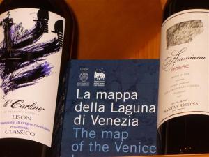 Vino Bianco e Vino Rosso da Venezia