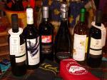 Offerta mista Vino biologico bianco e rosso, riserva e spumante