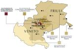 Prosecco DOCG: da Asolo a Conegliano Valdobbiadene