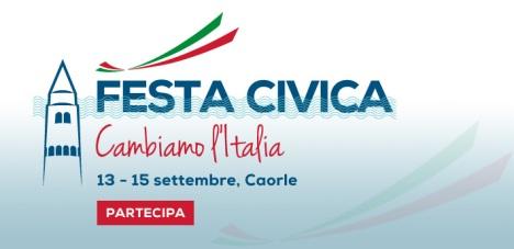 Cambiamo l'Italia - Festa Civica La prima festa nazionale di Scelta Civica