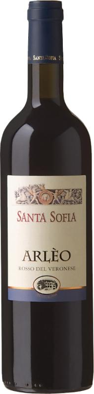 Santa Sofia Arleo: Corvina, Corvinone, Cabernet Sauvignon e Merlot