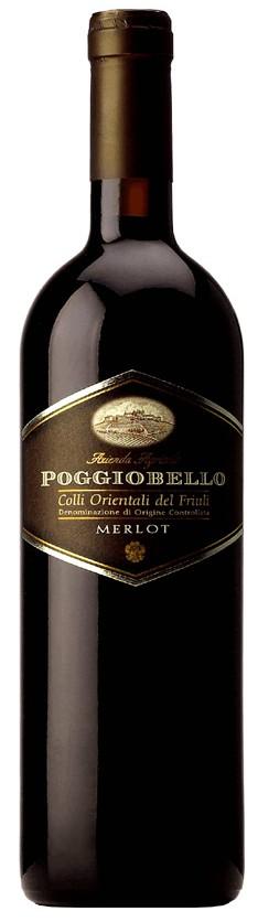 Poggiobello MERLOT DOC Friuli Colli Orientali