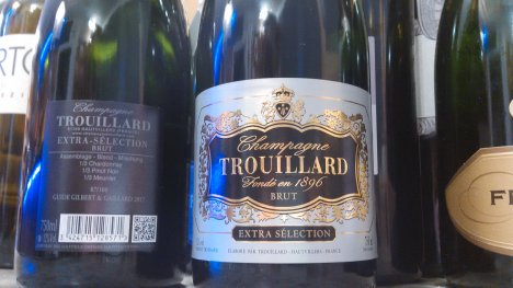 Trouillard Champagne Extra Selection Brut