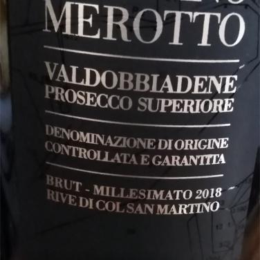 merotto CUVEE DEL FONDATORE valdobbiadene brut dettaglio 001